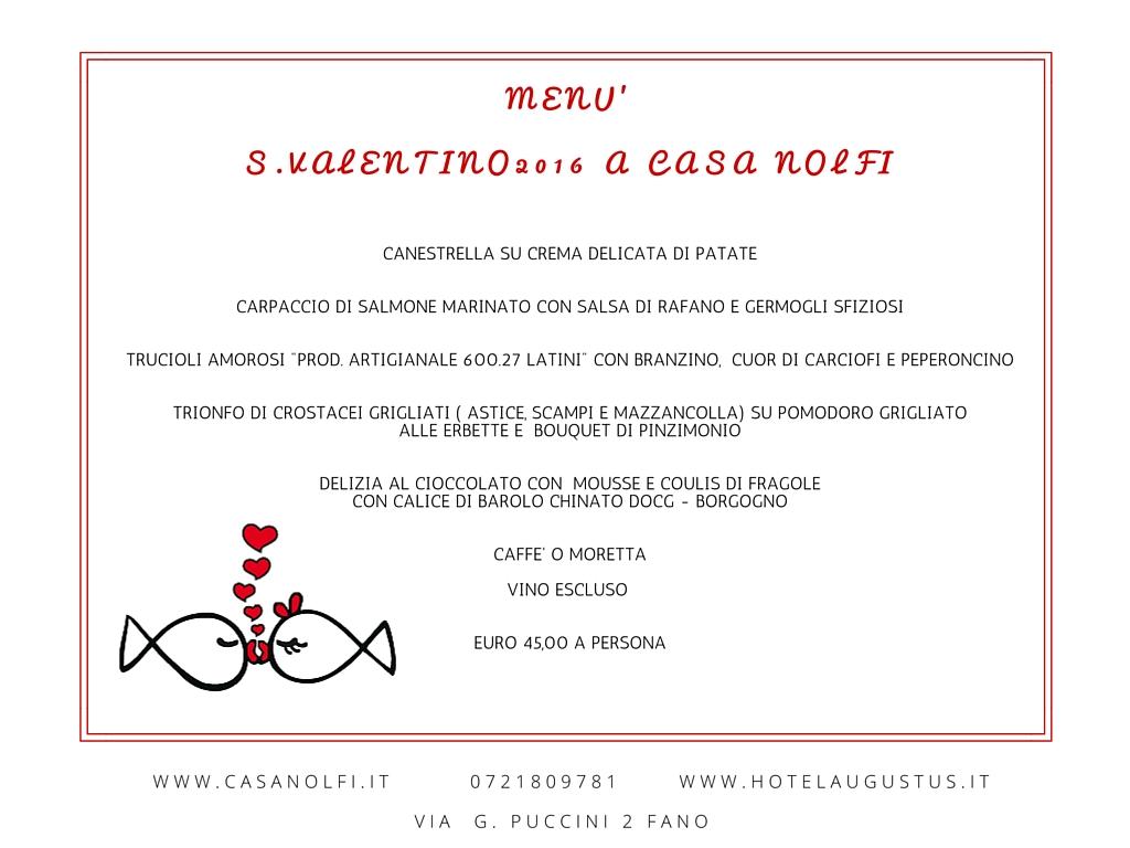День святого Валентина в Фано