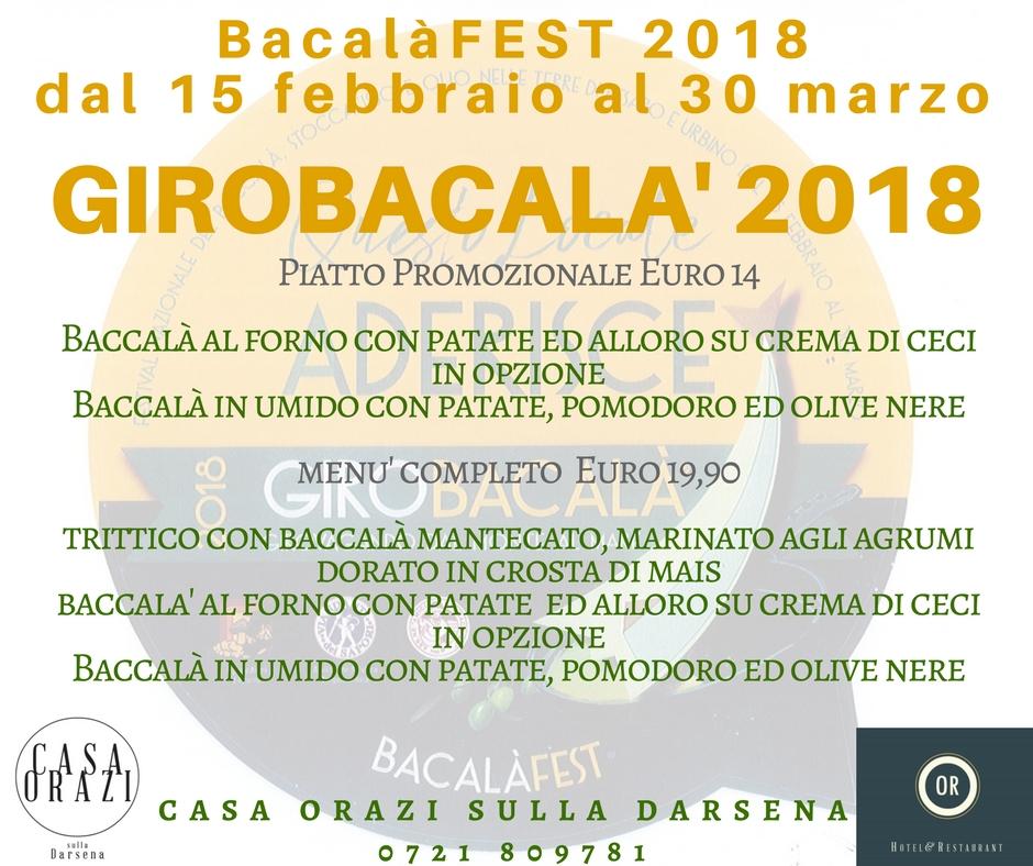 Festival In Salz konservierter Dorsch 2018