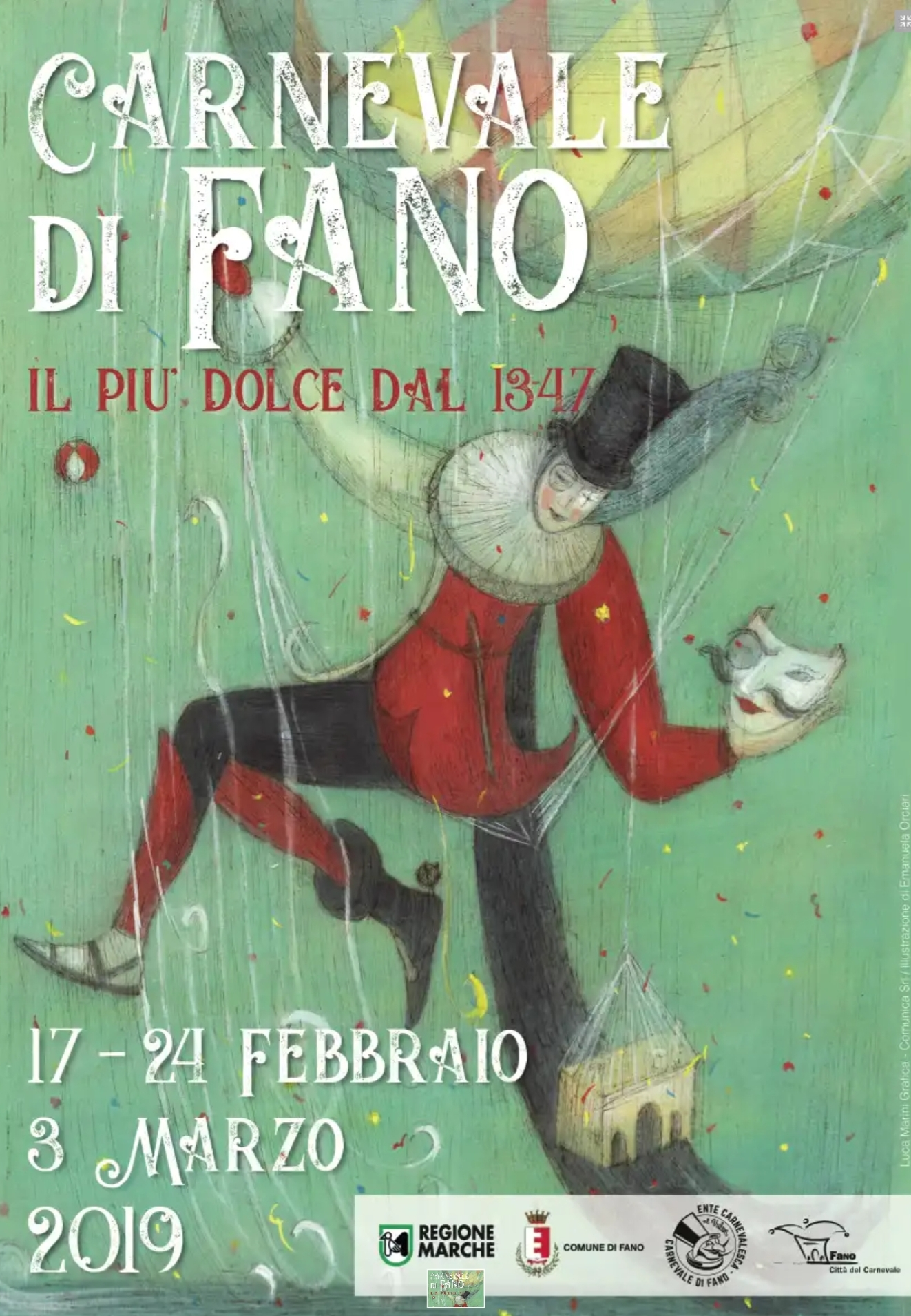 Carnevale a Fano 2019