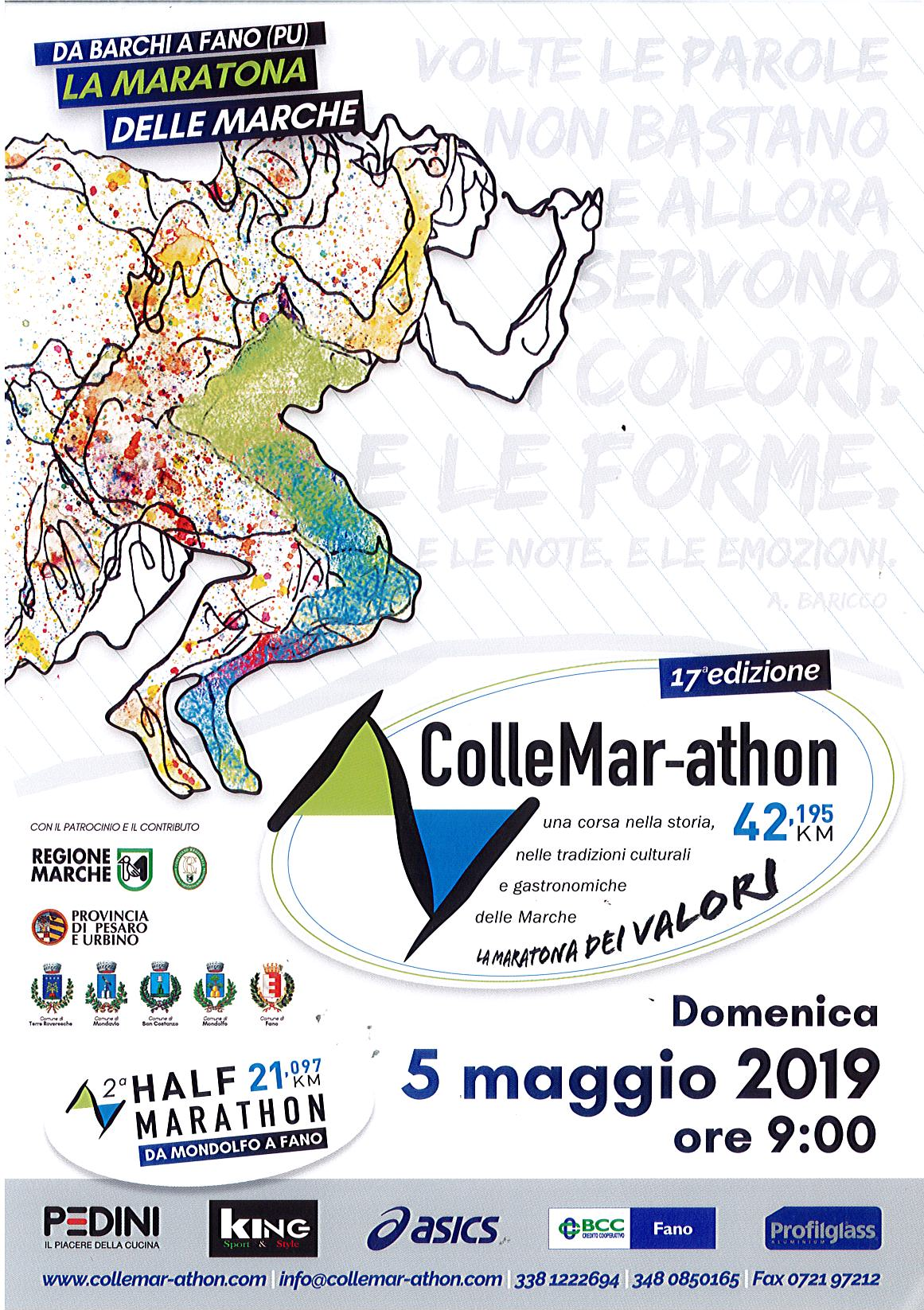 ColleMar-athon 2019