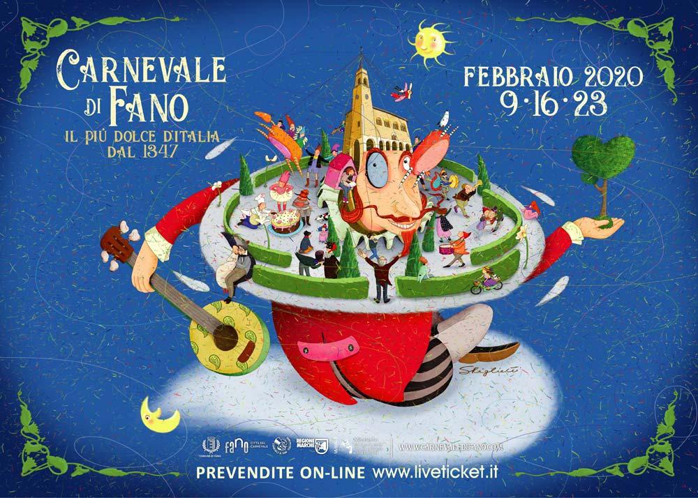 Carnevale a Fano 2020