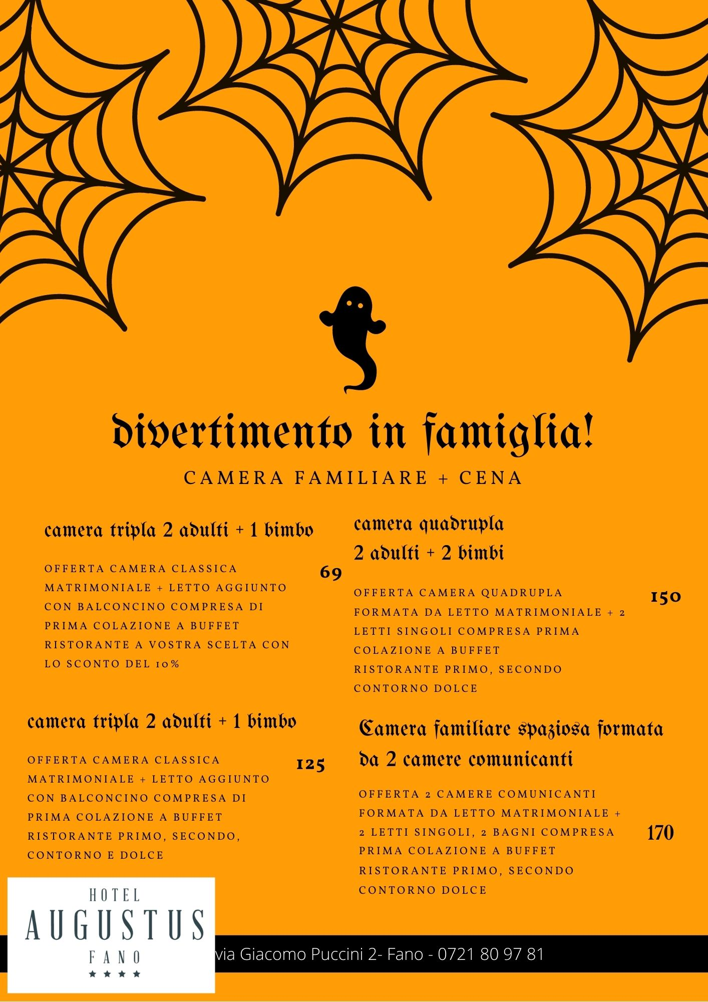 Halloween a Fano 2020