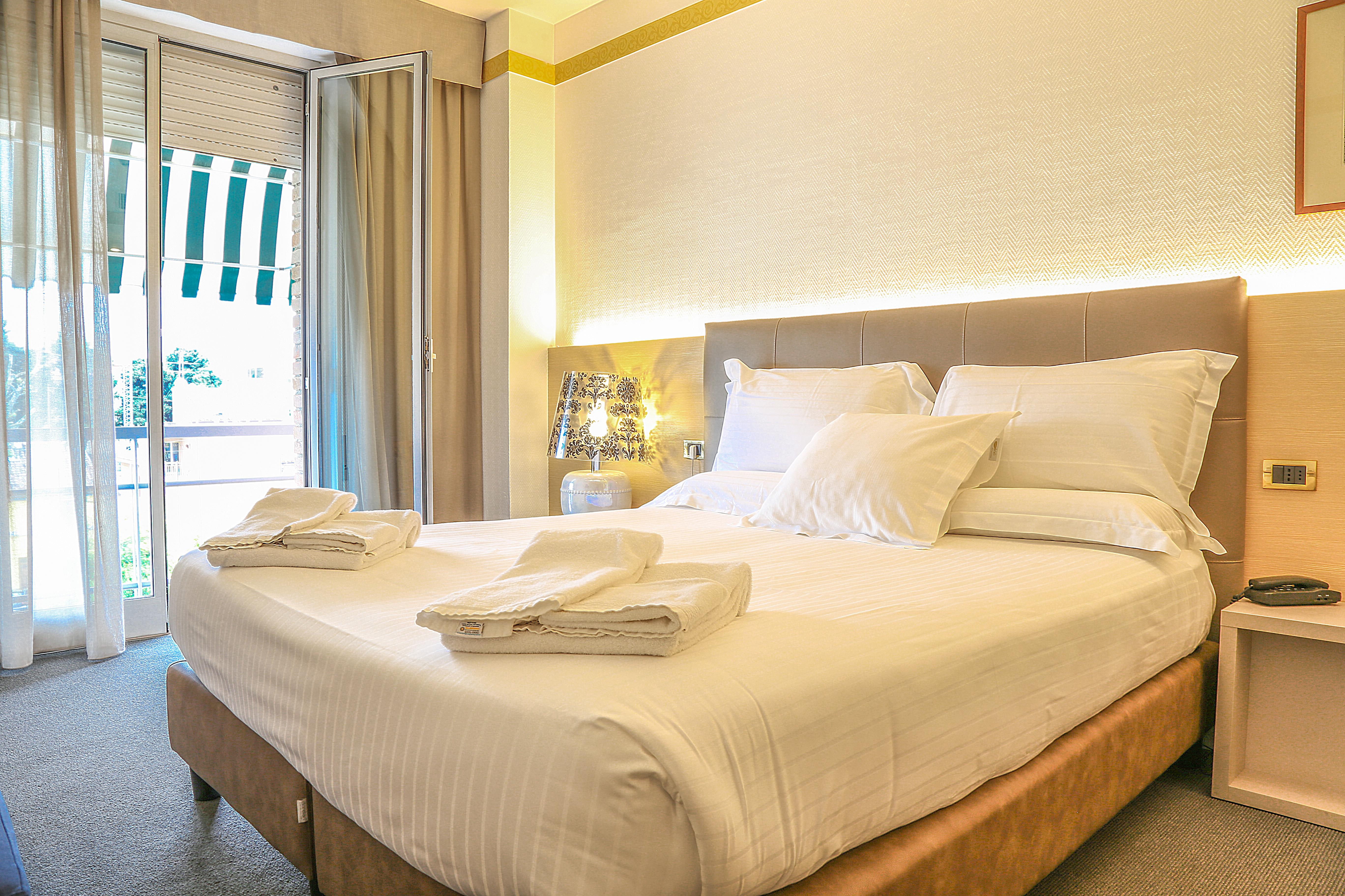 Freizeit Hotel Augustus 4 sterne Fano